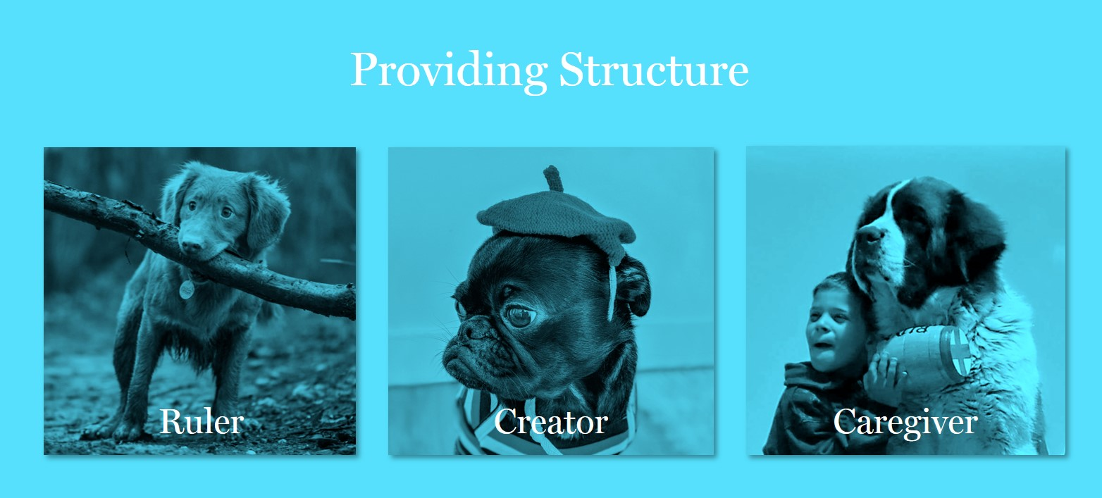 Provide Structure